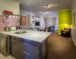 East Perth luxury apartment